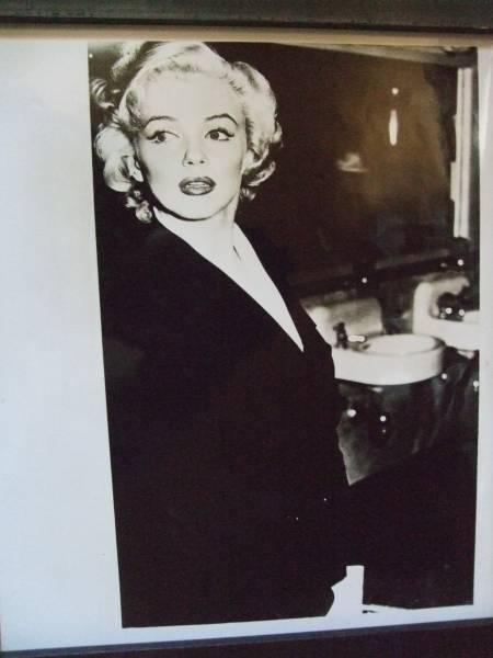 マリリンモンロー ナイアガラ 初公開時 大型ロビーカード グッズの画像