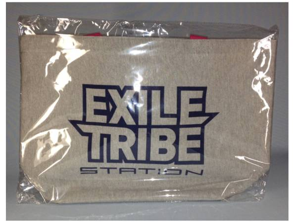 ☆EXILE TRIBE STATION トートバッグ☆L