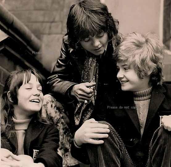 1971年映画「小さな恋のメロディ」メインキャスト フォト2枚付き