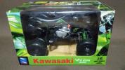 NewRay/ニューレイ製1:12 Kawasaki KFX450Rモンスターエナジー