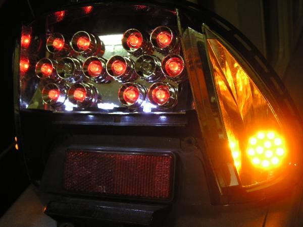 ★ ディオ 激安 LED ラウンドⅡテール ★_ポジション灯