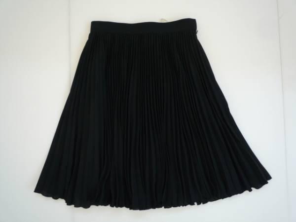 【お得!!】◆ケイハウス/K.HOUSE◆ プリーツスカート 黒 7YR60