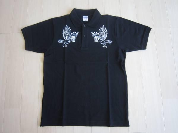 SマキシマムザホルモンHARAPEKO-RIKISHI POLO SHIRTポロシャツ