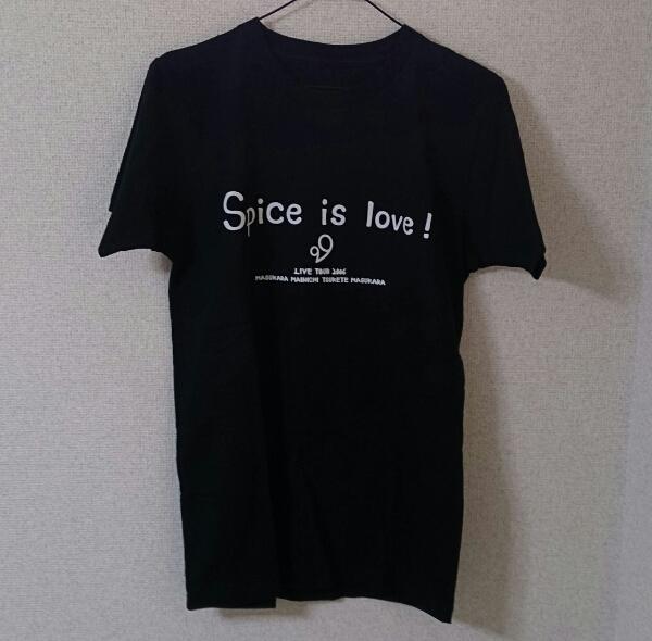 大塚愛 ライブツアーTシャツ Spice is love LIVE TOUR 2006