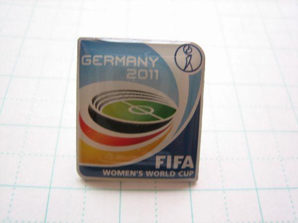 サッカー 女子ワールドカップ バッジ 2011 なでしこJAPAN 日本