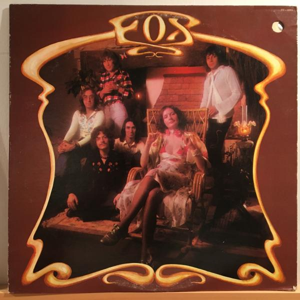 □Fox/Fox□BLUESY PSYCH FOLK!_画像1