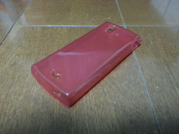 即落/即発!!美中古品 SO-03C Xperia ray ピンク_画像3