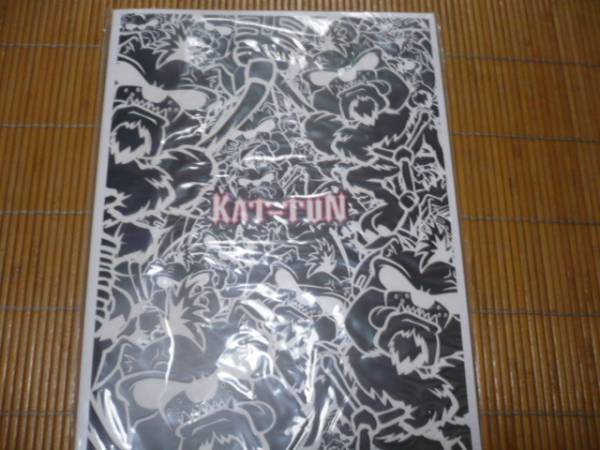 ●美品●KAT-TUN(6人バージョン)パンフレット
