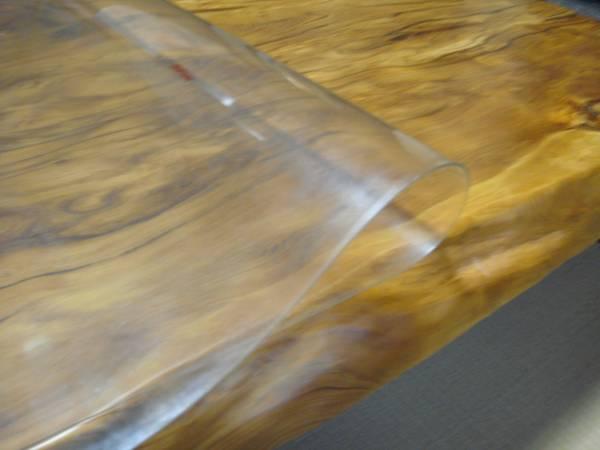 屋久杉 大型テーブル 200cm×110cm 一枚板 送料無料_画像3