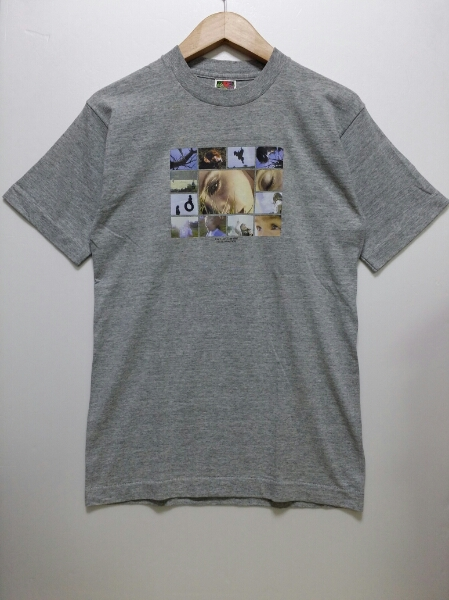 【送料無料】L'Arc~en~Ciel/ラルクアンシエル/Tシャツ/REINCARNATION/グレー/S/即決