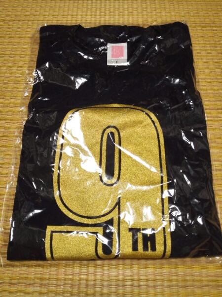 AKB48 Tシャツ 9周年記念 劇場配布 非売品 新品 ライブ・総選挙グッズの画像