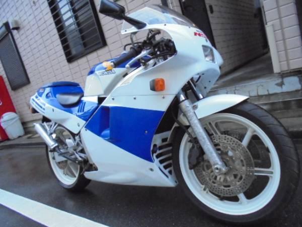 「注目!NSR250R MC18 青テラ '88  」の画像1