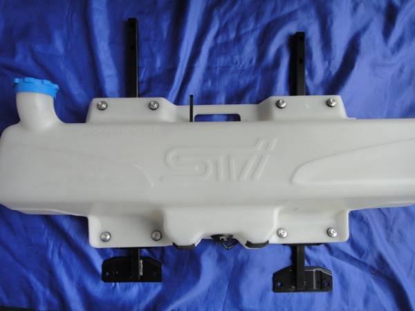 インプレッサ 超大型 インタークーラー ウォッシャータンク 12L
