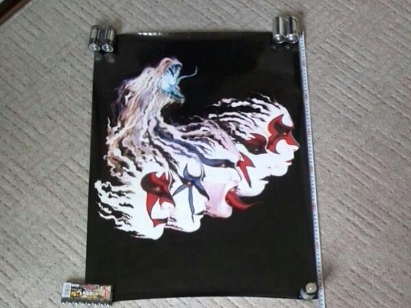 処分 聖飢魔II ポスター まとめて ライブグッズの画像