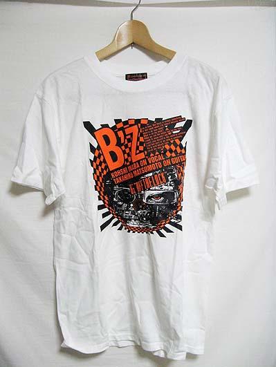 B'z LIVE GYM 99 Brotherhood ツアー Tシャツ 美品