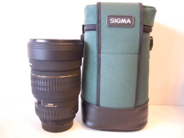 ☆新品級 シグマ SIGMA 15-30mm F3.5-4.5 EX DG Nikon ケース