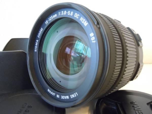 ☆希少新品級 シグマ 18-125mm F3.5-5.6 DC HSM ペンタ