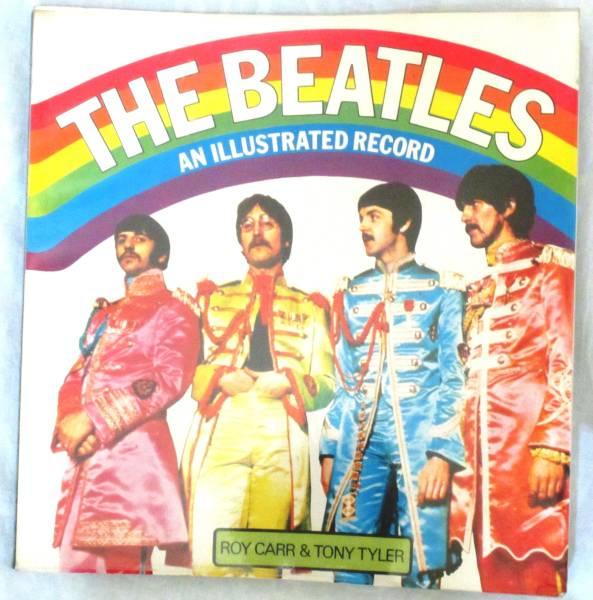 ビートルズ「AN ILLUSTRATED RECORD」日本版LPサイズ豪華写真集
