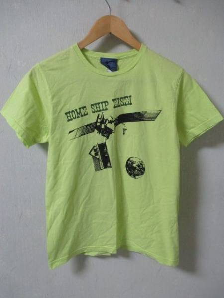 バンプオブチキン '08HOME SHIP EISEI ツアーTシャツ Sサイズ