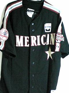 松井秀喜 ユニフォーム 2004 オールスター イチロー 巨人 メジャーリーグ MLB_画像1