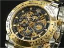J.HARRISONジョン・ハリソン腕時計マルチFanctionスケルトンGB