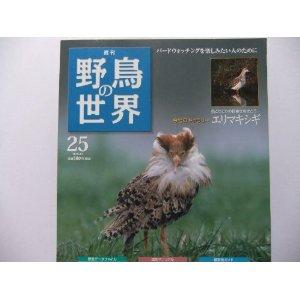 週刊 野鳥の世界 NO.25 ★4_画像1