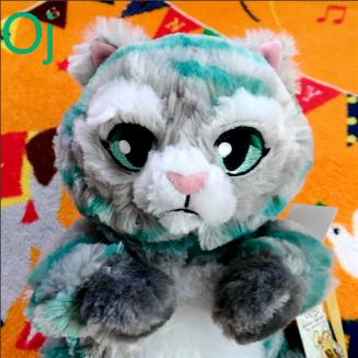 【新品】ぬいぐるみ チェシャ猫 セット アリス ユニベア サイズ ディズニーグッズの画像