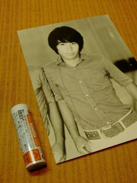 <ブロマイド>串田アキラ(ステージ101)~生写真/にほ