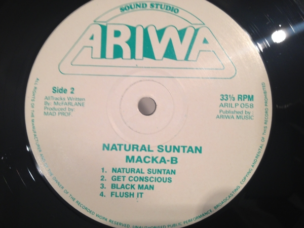 ■Macka-B/Natural Suntan■KILLER DIGI ROOTS!_画像3