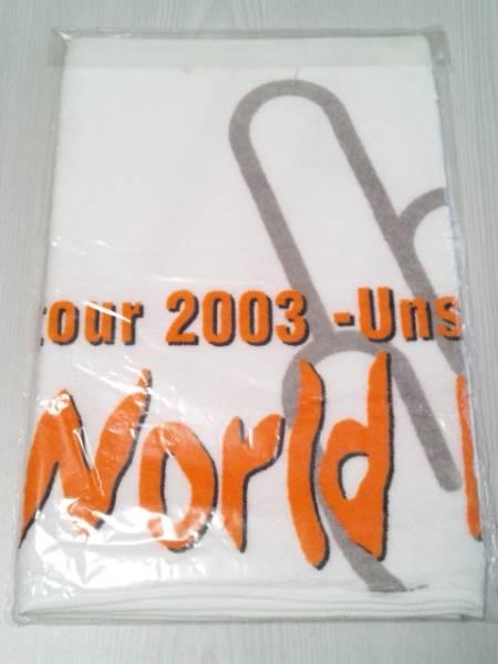 未開封!Jさんジェイ2003-Unstoppable Drive-タオル小野瀬潤LUNA SEAルナシー