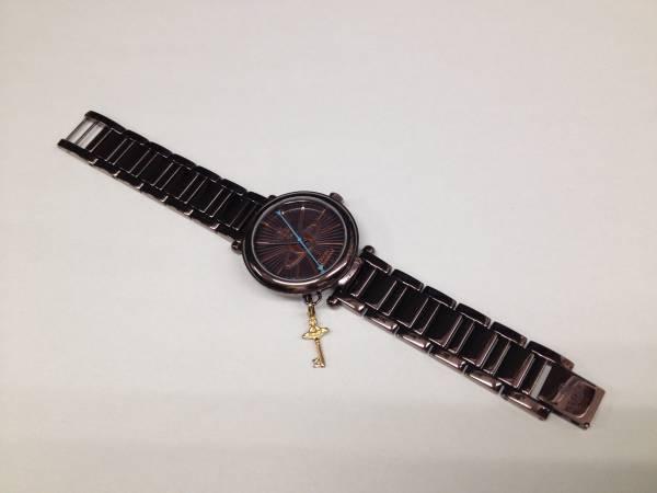 ヴィヴィアン ウエストウッド レディース 腕時計 VV006KBR 美品_画像1