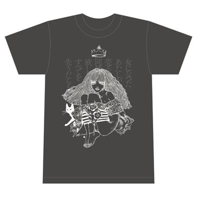 椎名林檎x新宿タワレコ15周年 Tシャツ M 宇野亜喜良