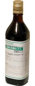 大学病院共同研究 新日本発酵 アガリクスエキス 3本セット