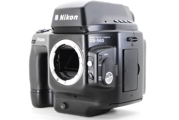 ☆奇跡的・激レア品☆FUJIX フジックス デジタルカメラ DS-560