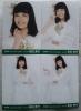 AKB48 月別生写真 2014.December【前田美月】 4種コンプ
