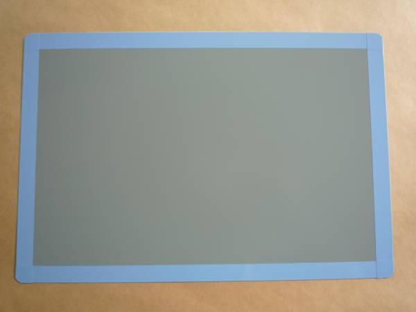 バスケットボール作戦ボード(作戦板・作戦版・作戦盤)鉄板 A4_裏面