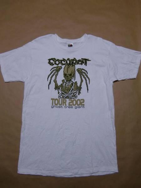 COCOBAT Ghost Tree Giant Tシャツ ココバット Pushead