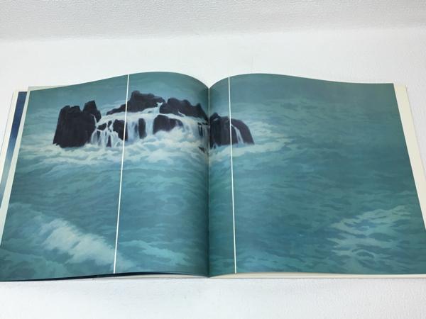 x1/東山魁夷画伯 唐招提寺障壁画 送料180円_画像3