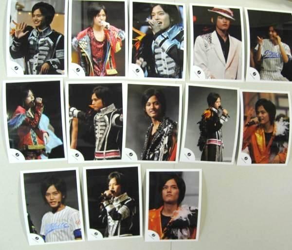 中山優馬 写真13枚 2008/ 9/ 15 発売 公式 ショップ