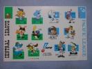 【未使用】日本プロ野球機構NPB 50周年記念切手シート