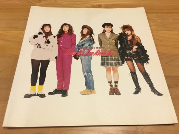 【中古】PRINCESS PRINCESS 写真集『PANIC TOUR '91』
