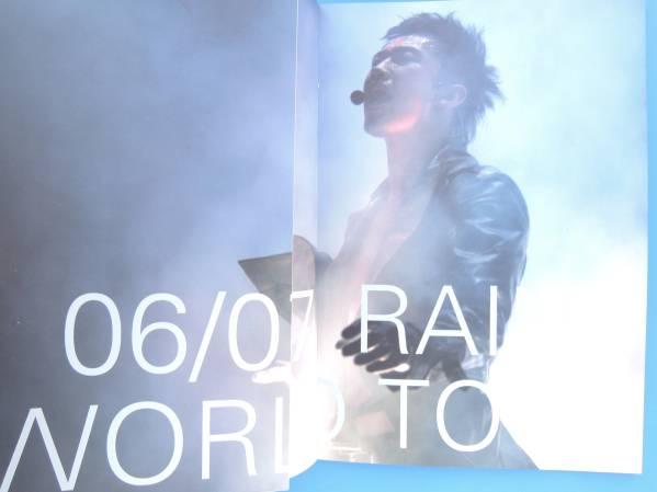 ピRAINチョン・ジフン06/07ワールドコンサートツアー/プログラム