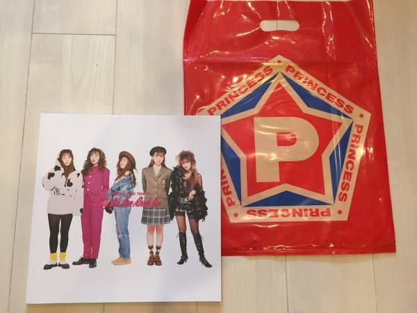 ◆プリンセスプリンセス コンサートパンフレット 1991◆