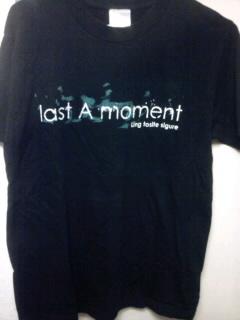 凛として時雨 TOUR 2009 last A moment 半袖Tシャツ S