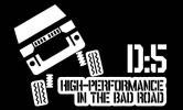 三菱 デリカ D:5 カッティングステッカー ステンシル D5 4WD