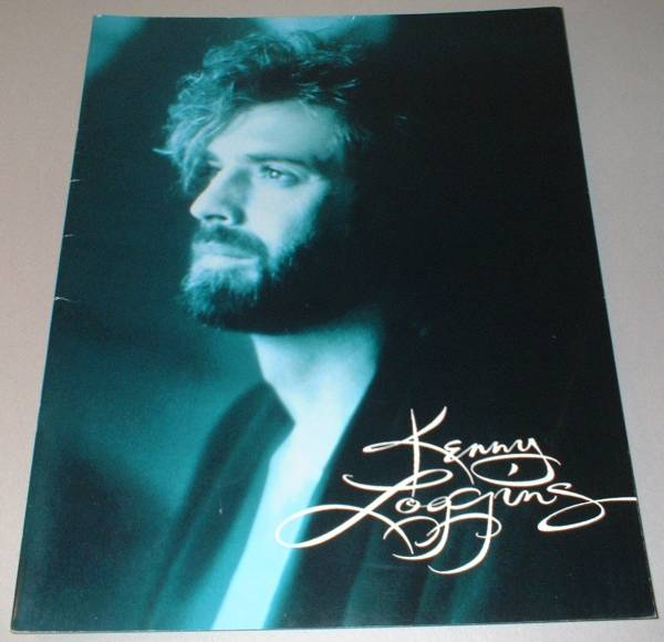 パンフ ケニー・ロギンス [JAPAN TOUR '88?] KENNY LOGGINS