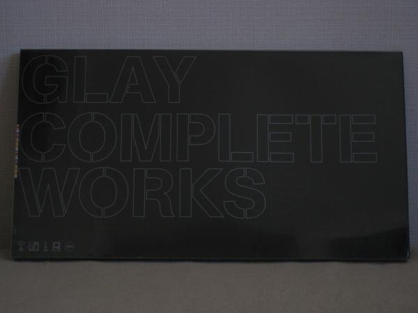 【良品!】 ★ GLAY ★ COMPLETE WORKS 完全版データベースソフト_画像2