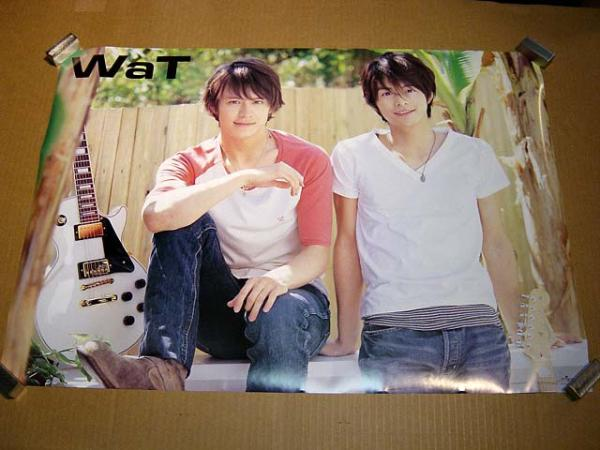 WaT のポスター
