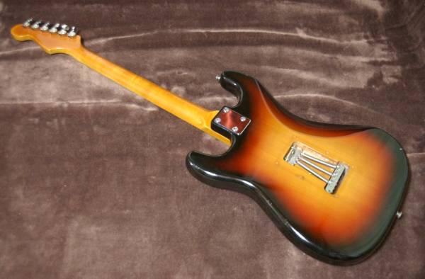 '70S Fernandes Burny Old FST-OYS Fender/Greco/Tokai/Duncan_バックパネルは撮影の為取り外して有ります