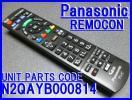 N2QAYB000814 パナリモコン TH-39A305 TH-L50C65 TH-50A305 TH-32A300 TH-L24C6 TH-L32C6 TH-L39C60 TH-32A305 TH-39A300 TH-24A300 新品